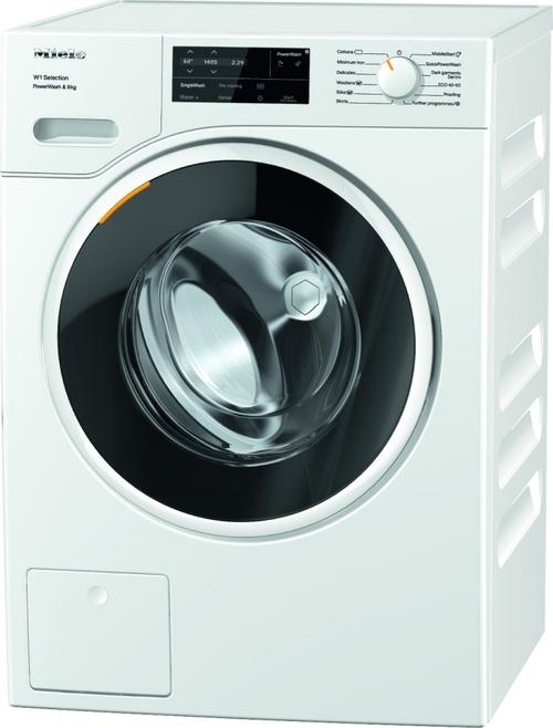 Miele Wsg363wcs Tvättmaskin - Vit