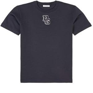 Dolce & Gabbana Logo T-shirt Marinblå 4 år