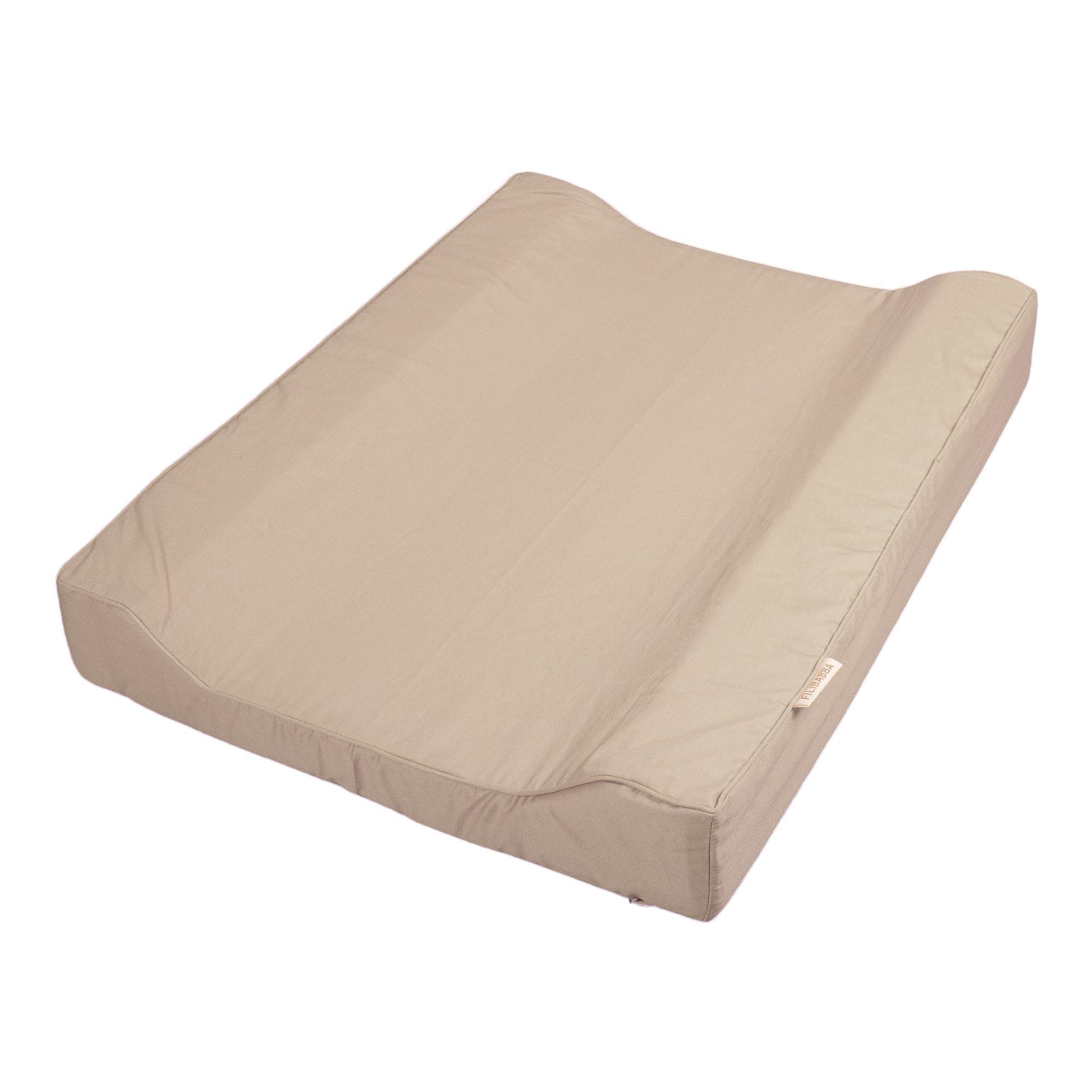 Filibabba - Changing mat - GOTS Organic - Doeskin