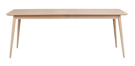 Dawsone Spisebord Hvitpigmentert eik 200x90 cm
