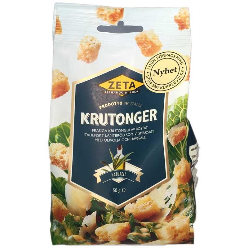 Krutonger Naturella - 60% rabatt