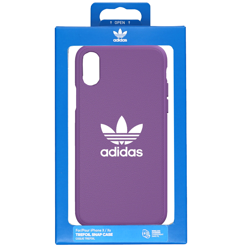 Puhelinkuori Adidas Adicolor SS19 iPhone X & Xs - 60% alennus