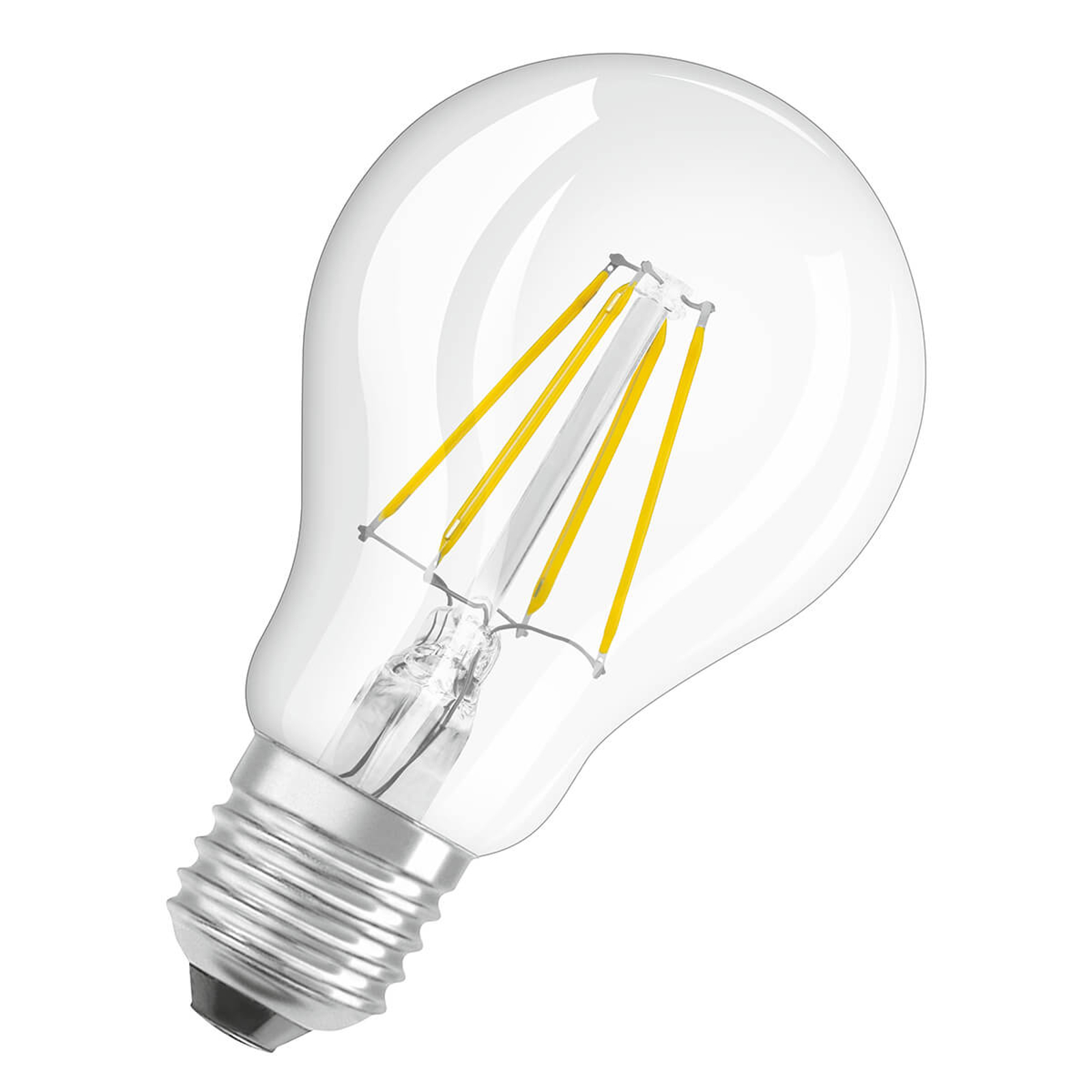 LED-lamppu E27 4 W, neutraali valkoinen, 470 lm