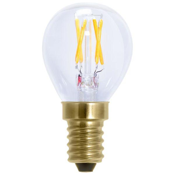 Narva Klot LED-valo 2,7 W, 2200 K, himmennettävä E14-kanta, 150 lm