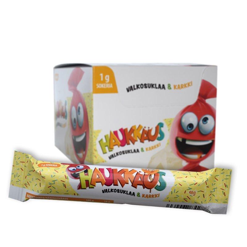 Hel Låda Chokladbars Citrongodis Smak 70 x 8g - 80% rabatt