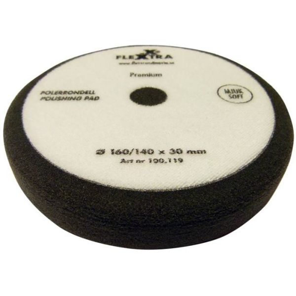 Flexxtra 100119 Polerrondell myk, 160 mm