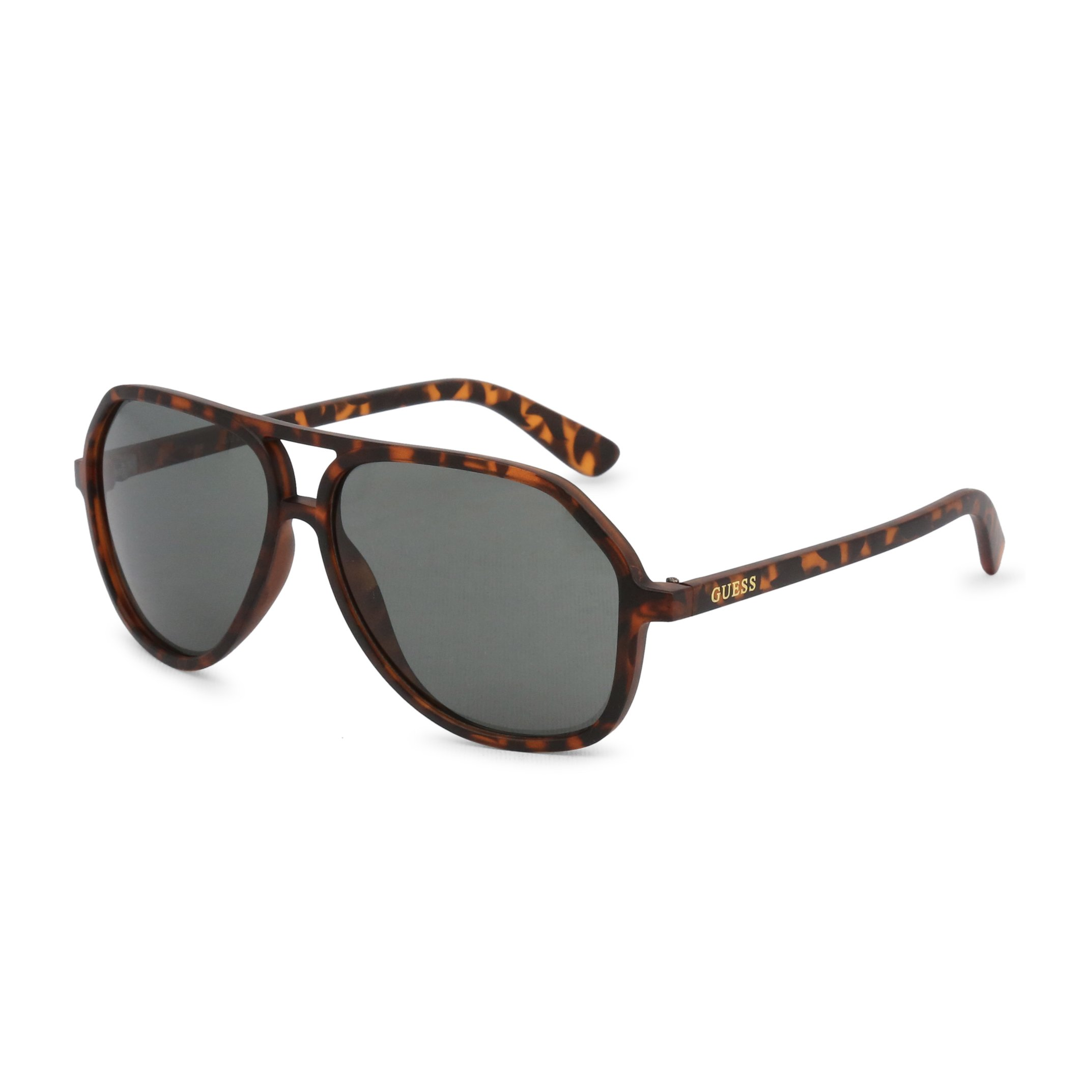 Guess Unisex Sunglasses Brown GF0217 - brown NOSIZE