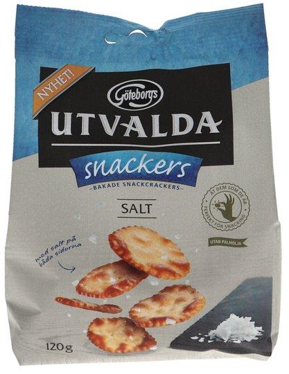 Snackers Salt - 40% rabatt