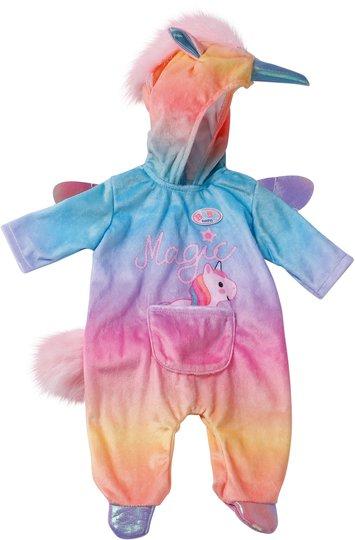 Baby Born Unicorn Onesie, 43 cm