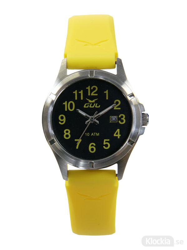 Barnklocka GUL Surf 32 Colorize Yellow 525013044