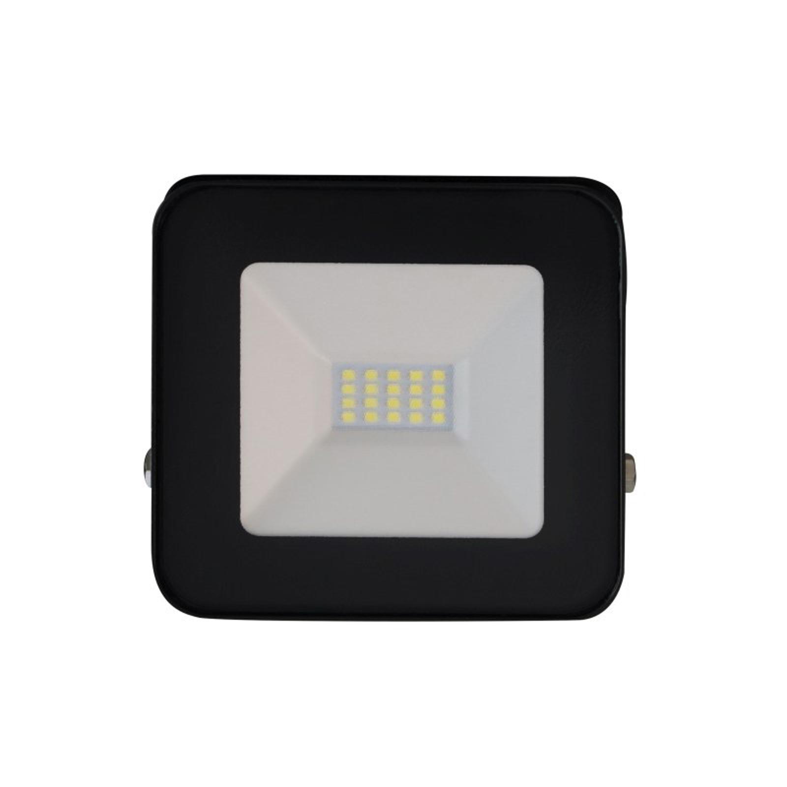 John-LED-kohdevalaisin ulos, musta 10 W
