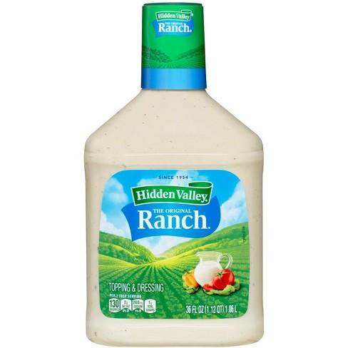 Hidden Valley Ranch Dressing 1.06l