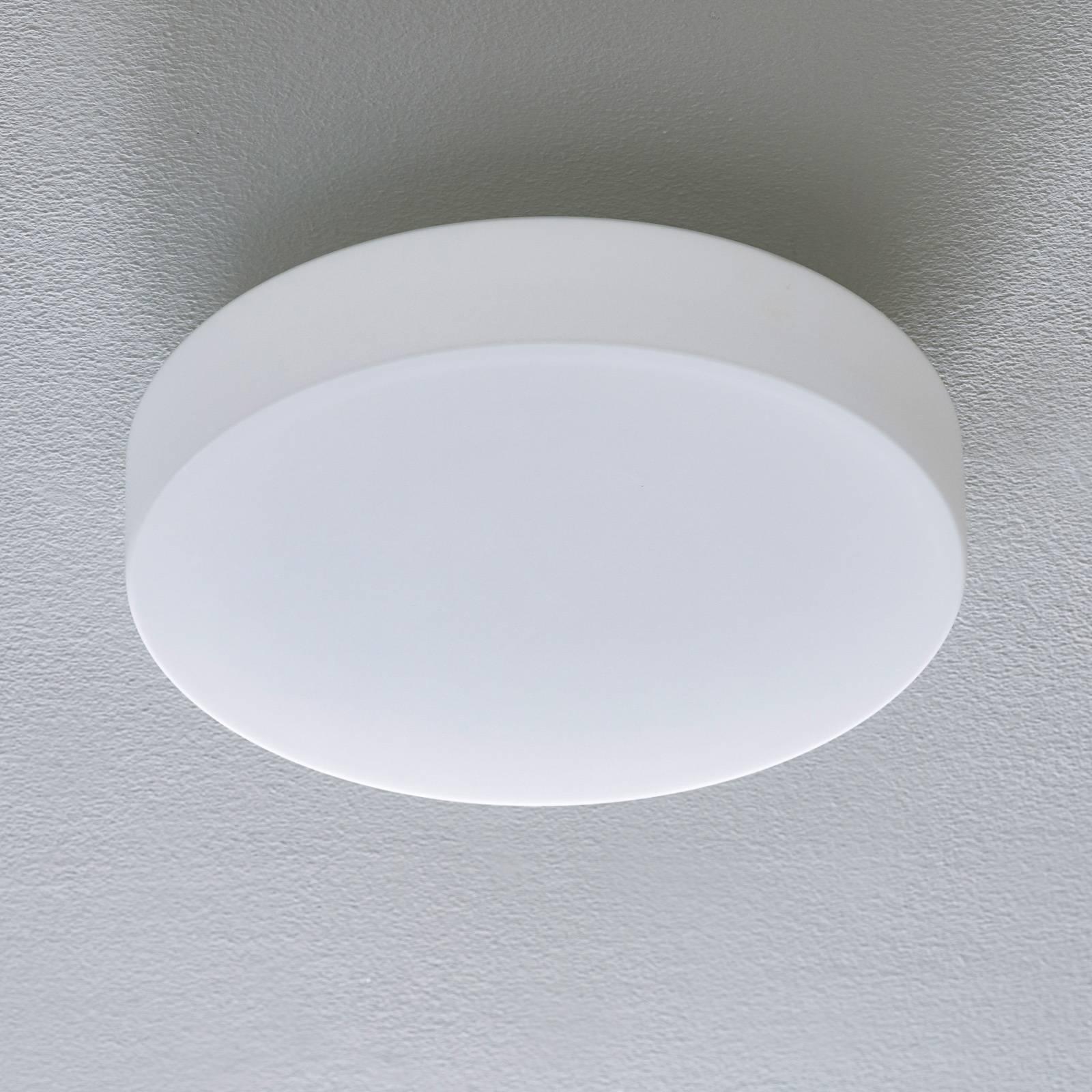 BEGA 34287 LED-kattovalaisin lasi DALI 4000K Ø34cm
