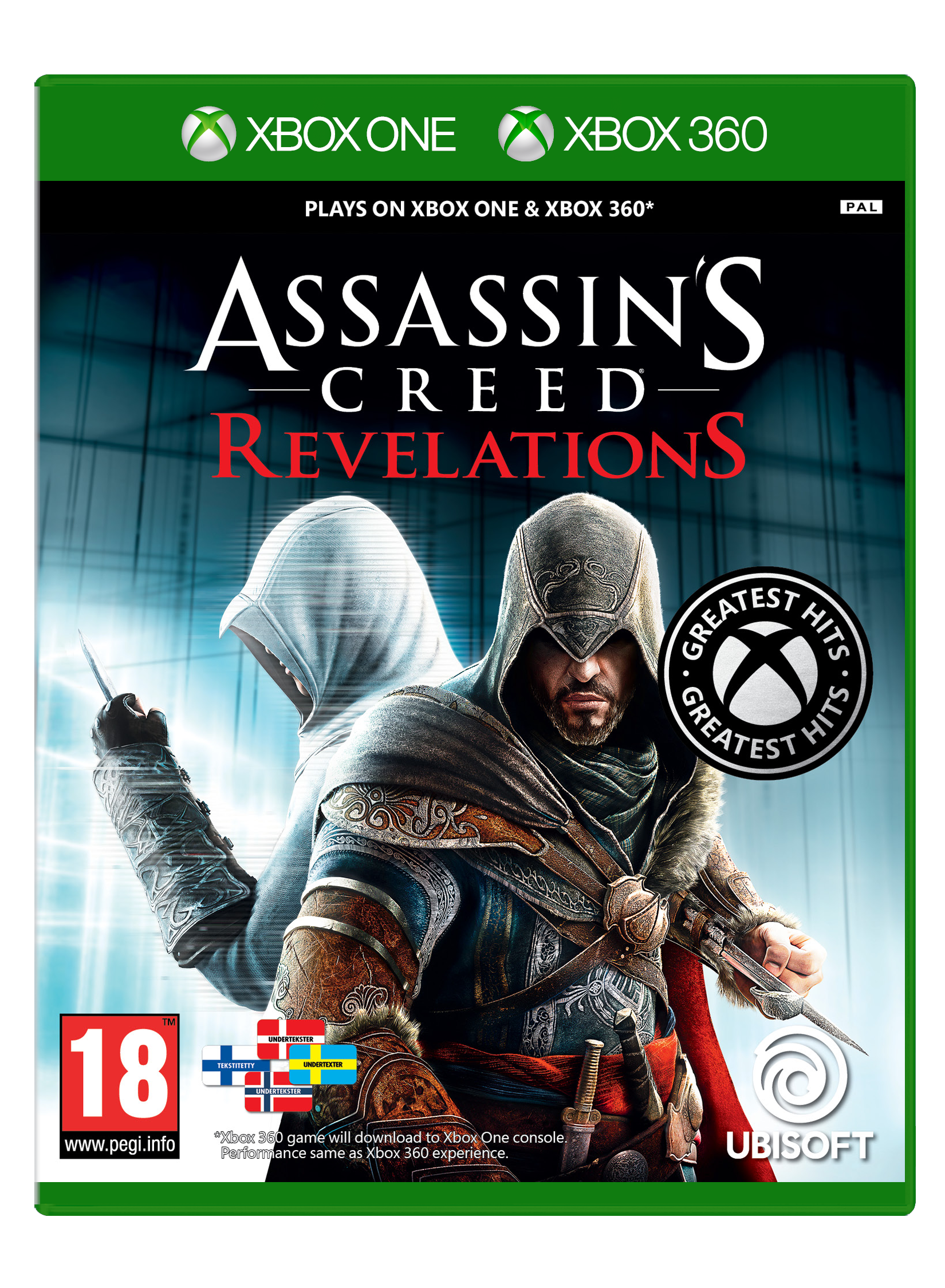 Assassin's Creed Revelations (Greatest Hits)