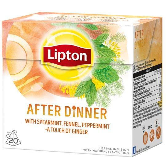 "Te ""After Dinner"" 30g - 25% rabatt"