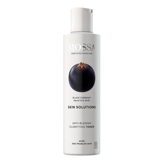 Skin Solutions Clarifying Toner, 200 ml MOSSA Luonnonkosmetiikka