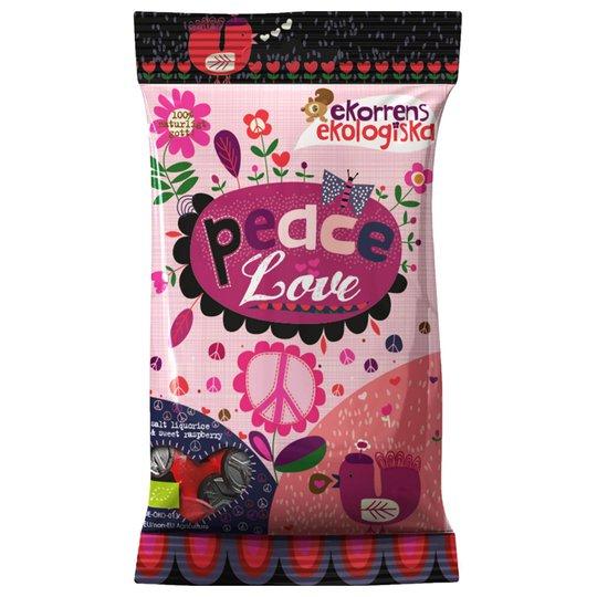 "Marmeladimakeinen ""Peace & Love"" 80 g - 55% alennus"