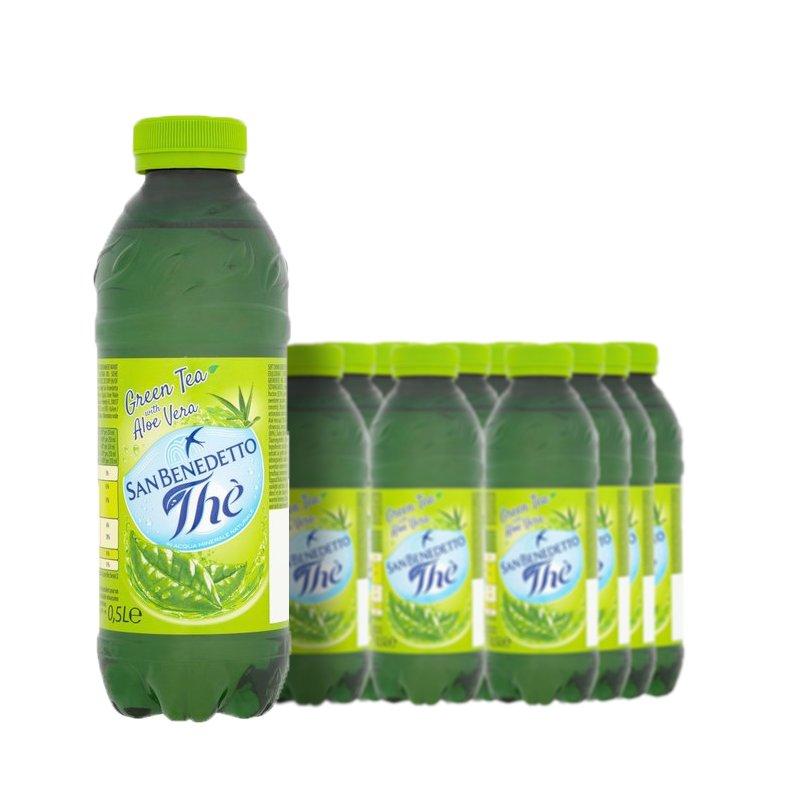 Iste Grönt & Aloe Vera 12-pack - 29% rabatt