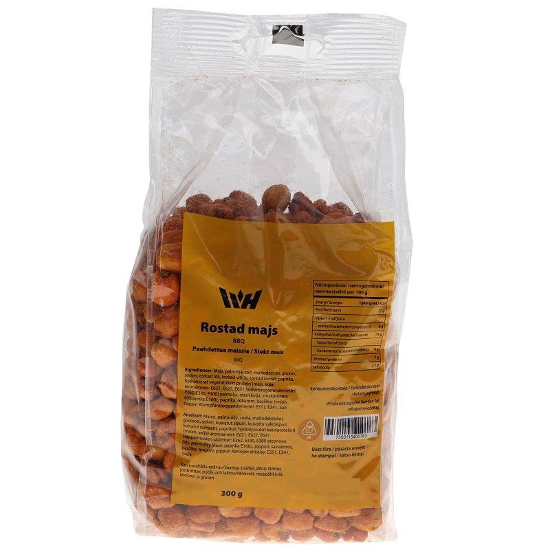 BBQ Maustetut Paahdetut Maissinjyvät - 36% alennus