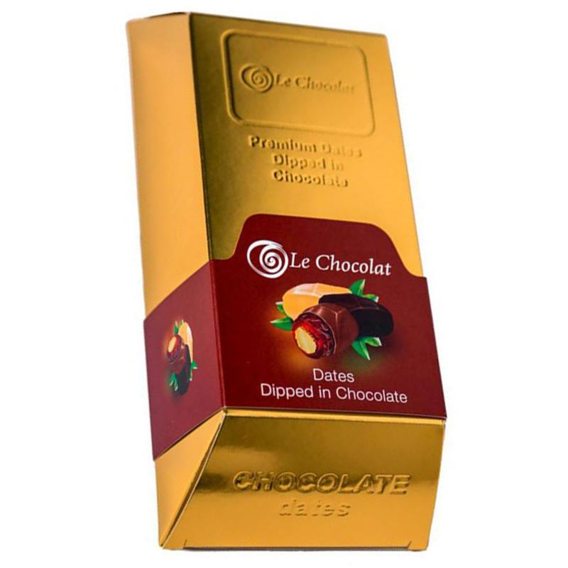 Dadlar Choklad & Rostad Mandel - 80% rabatt
