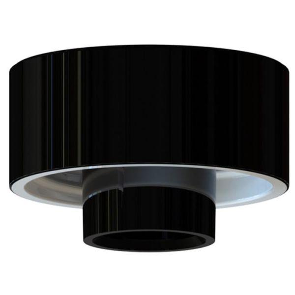 Ifö Electric 52760-000-16 Sokkel opus, 99 mm, svart