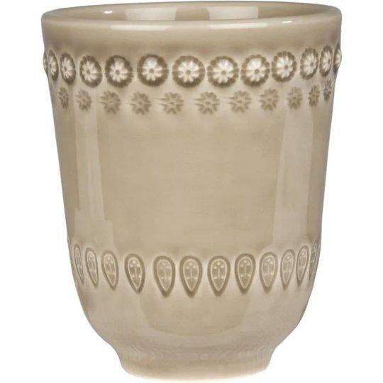 PotteryJo Daisy Mugg 2 st, Greige