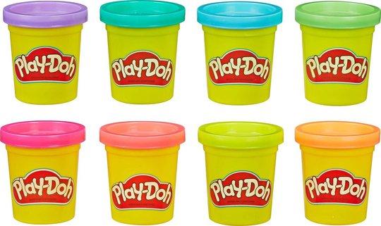 Play-Doh Lekeleire Neon 8-pack