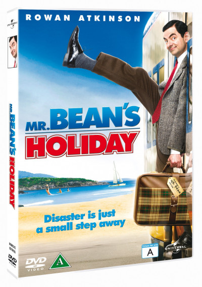 Mr Bean'S Holiday - Dvd