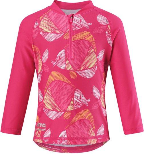 Reima TuHvalu UV-Trøye, Candy Pink 62