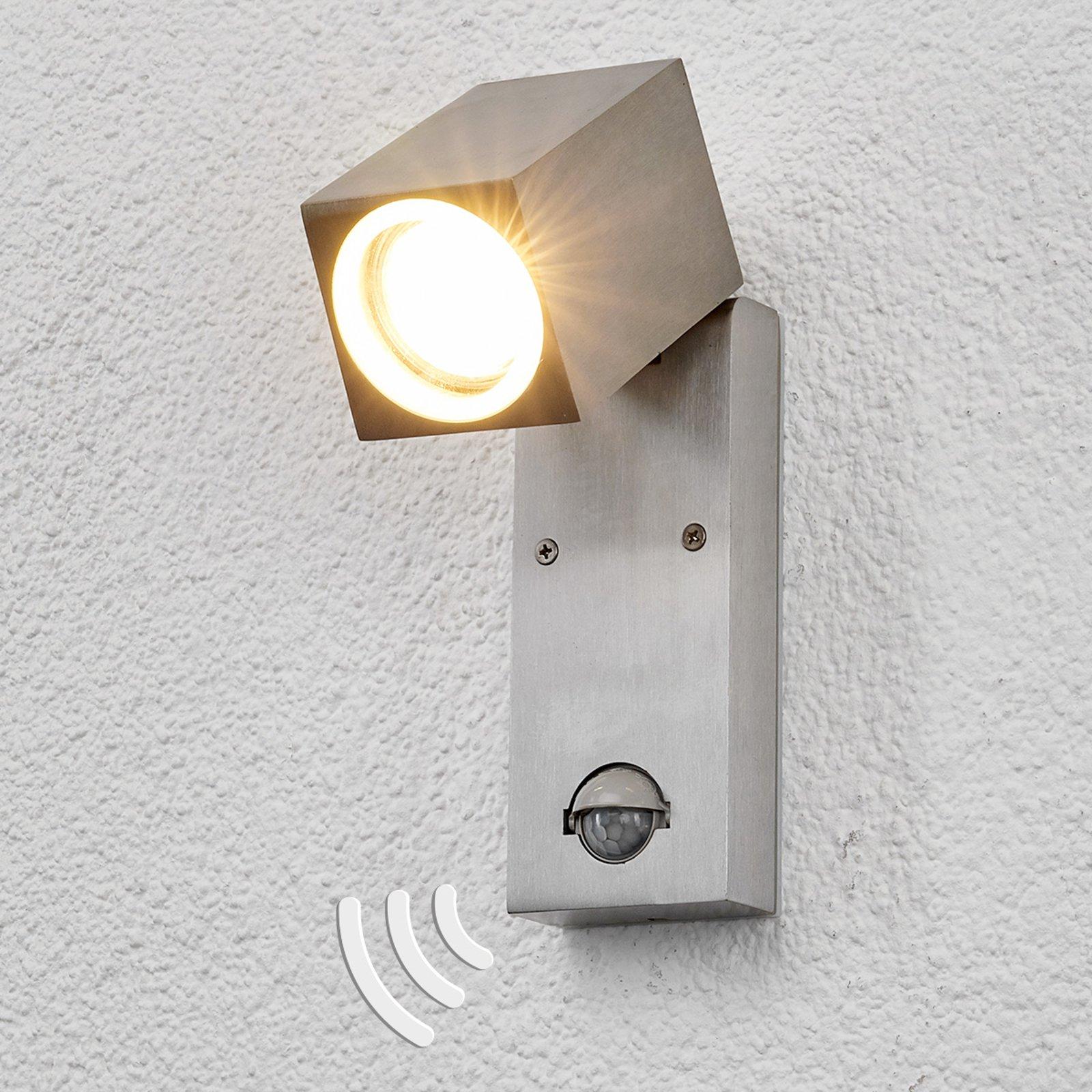 Loris - LED-utevegglampe med bevegelsessensor