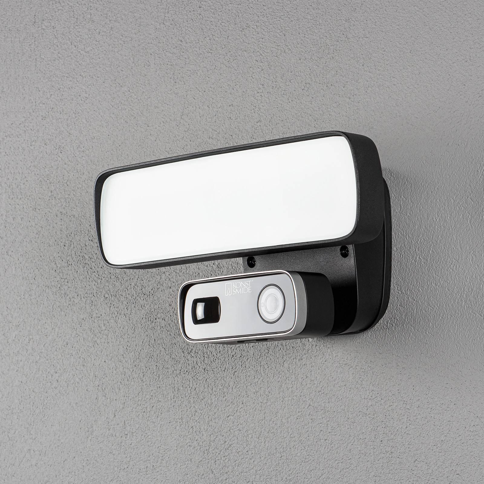 LED-kameralampe Smartlight 7868-750 WiFi 1 200lm