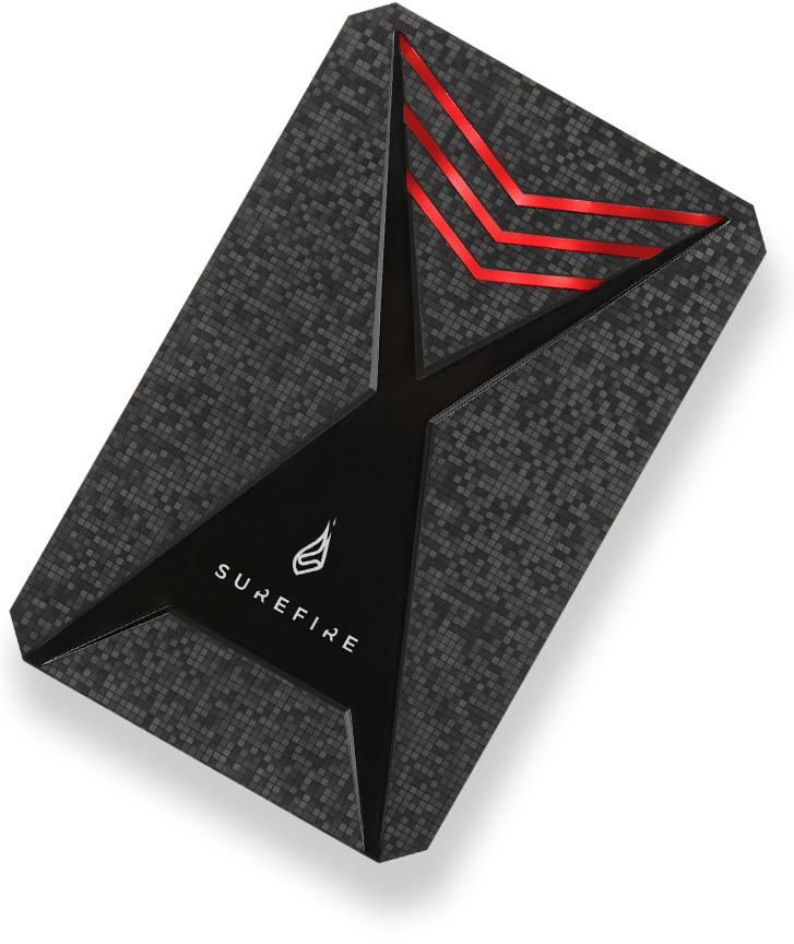 Surefire - GX3 2.5'' Gaming SSD 512GB