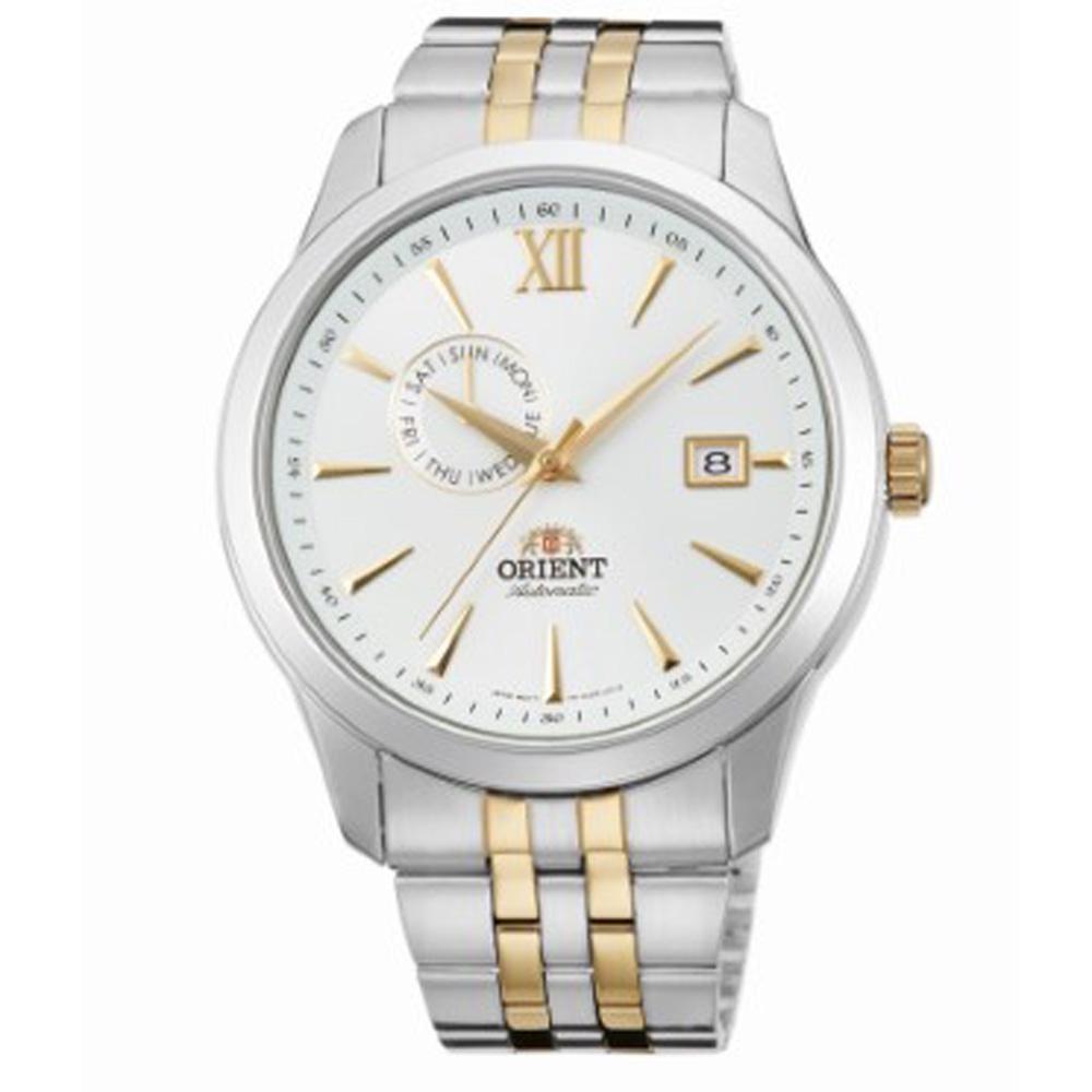 Orient Men's Watch Silver FAL00001W0