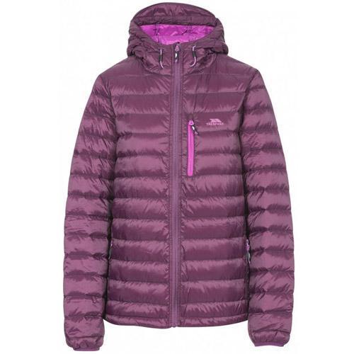 Trespass Women's Jacket Various Colours Arabel - Potent Purple M