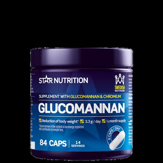 Glucomannan, 84 caps