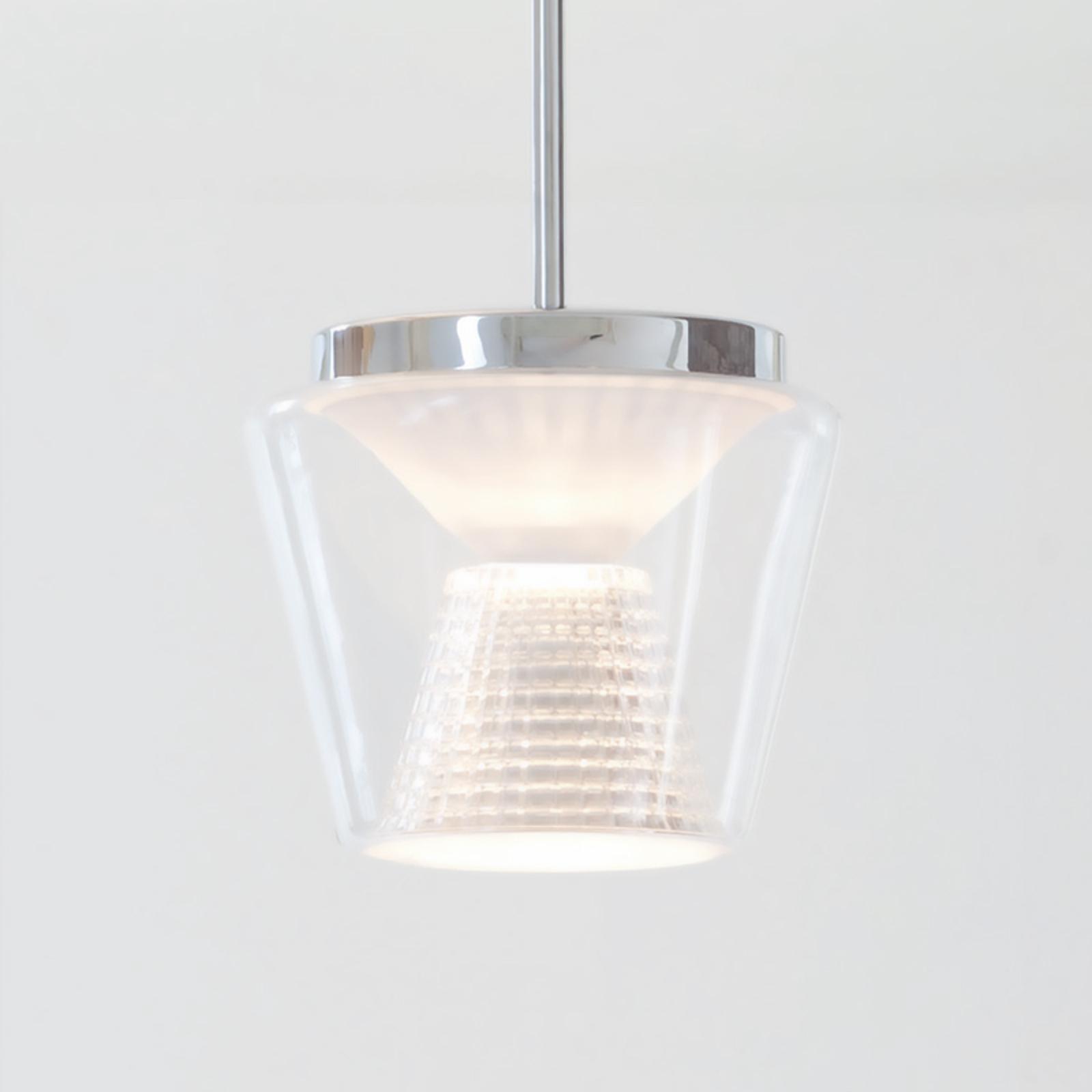 Kristallilasilla - LED-riippuvalaisin Annex
