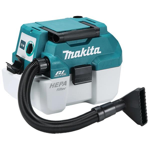 Makita DVC750LZ Støvsuger uten batteri og lader