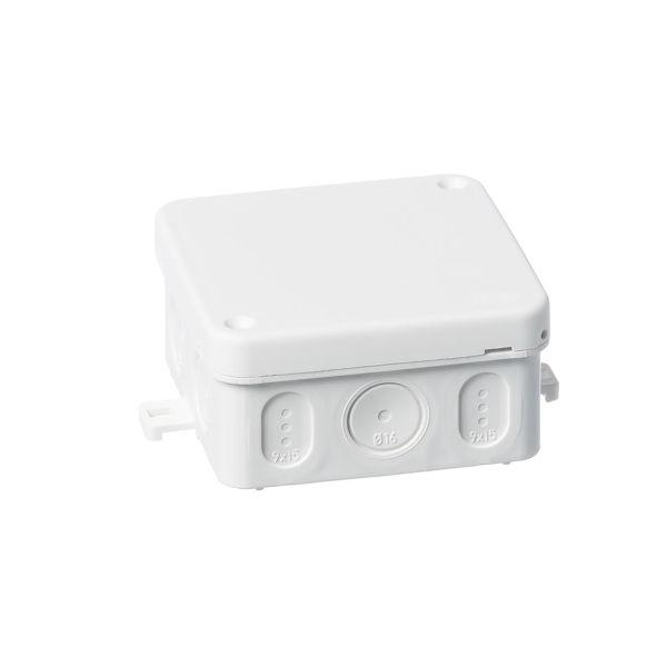 ABB AP75 Koblingsboks IP65, 6 mm², 400 V