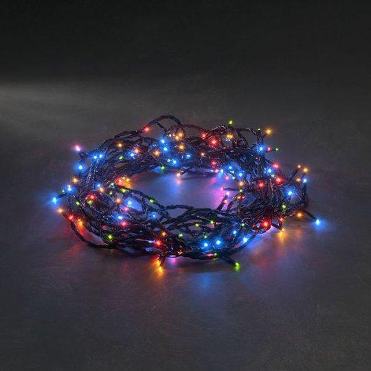 Konstsmide 3630-500 Valosarja monivärinen, 5,5 m