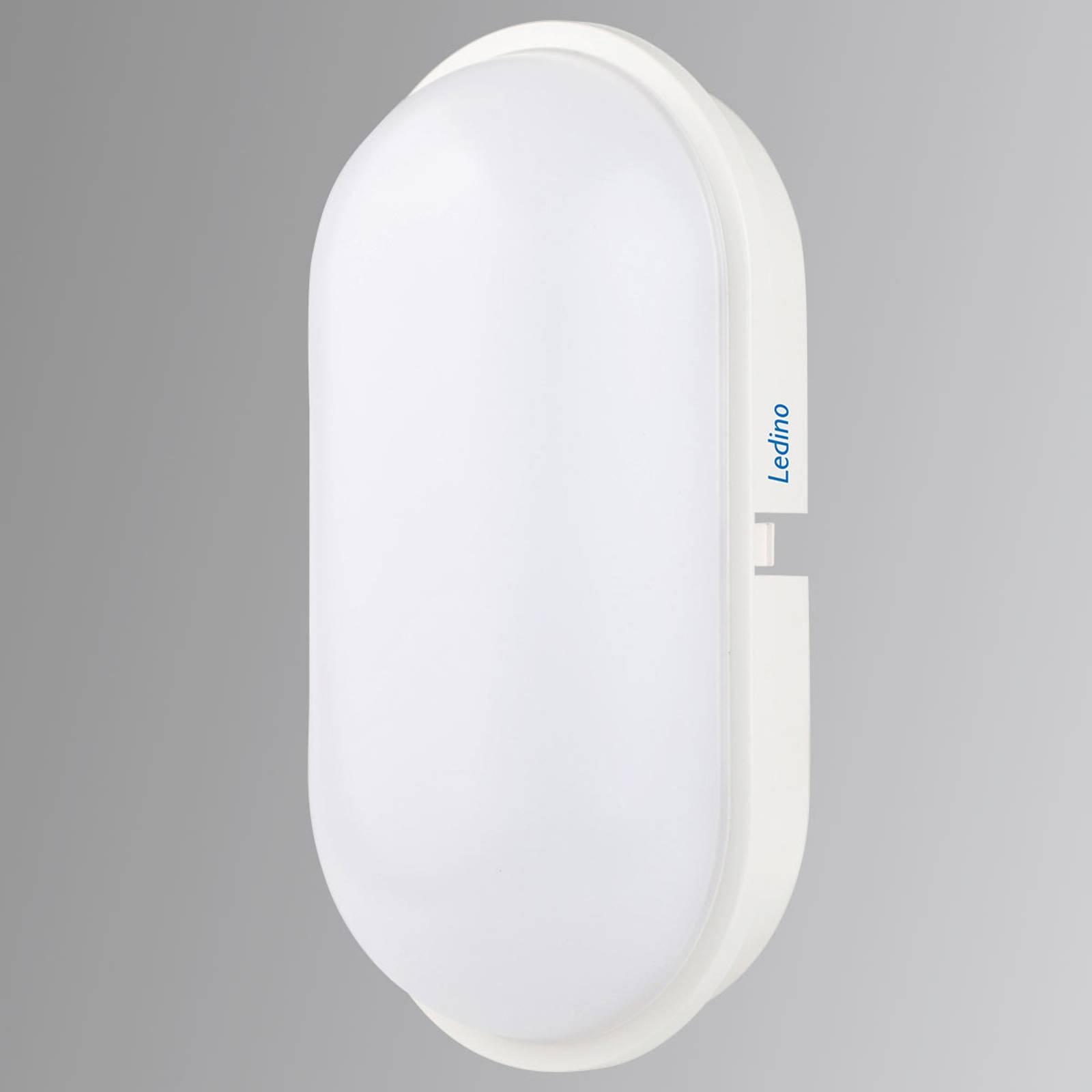 LED-seinävalaisin Schwabing XXL, nopea asennus