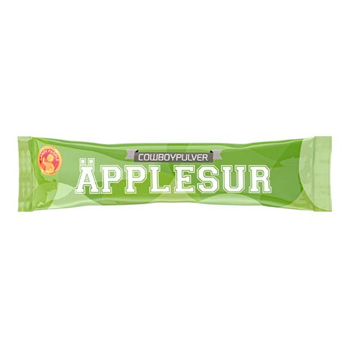 Cowboypulver Äpple - 2 kg