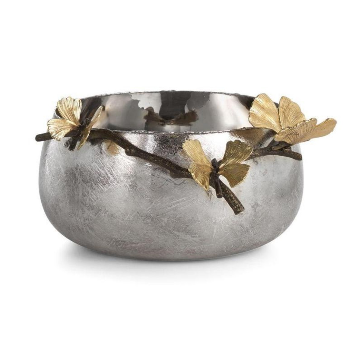 Michael Aram I Butterfly Ginkgo Serving Bowl