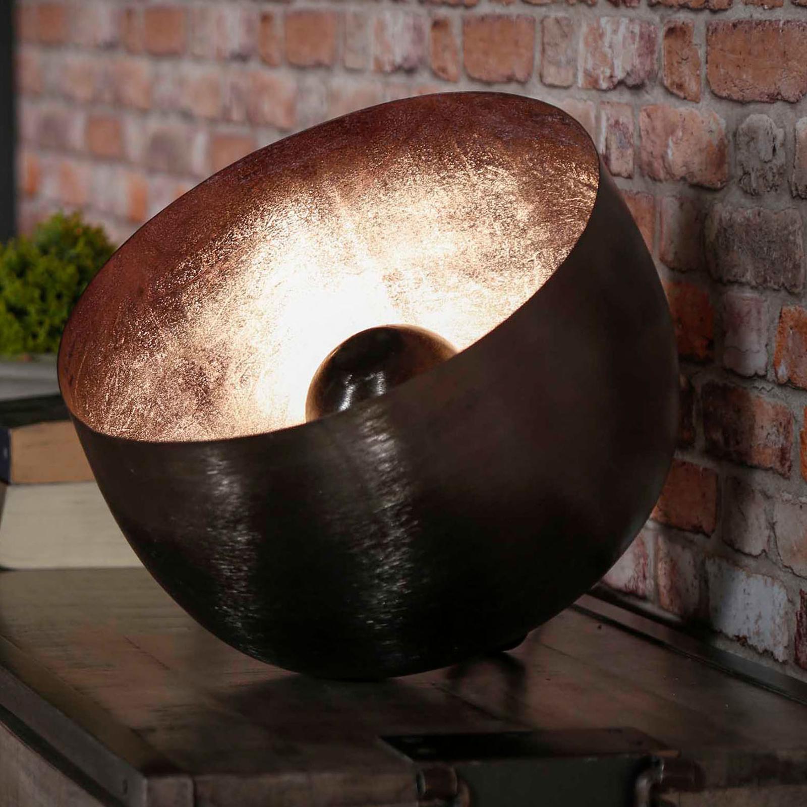 Pöytälamppu Basket Light, Ø 36 cm