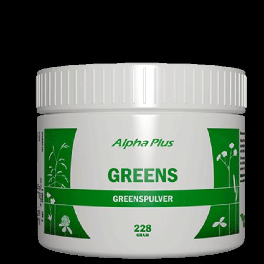 Greens, 228g