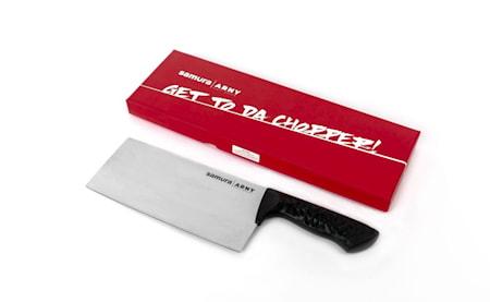 Army - 'Get To Da Chopper!' - Kinesisk kockkniv 20cm