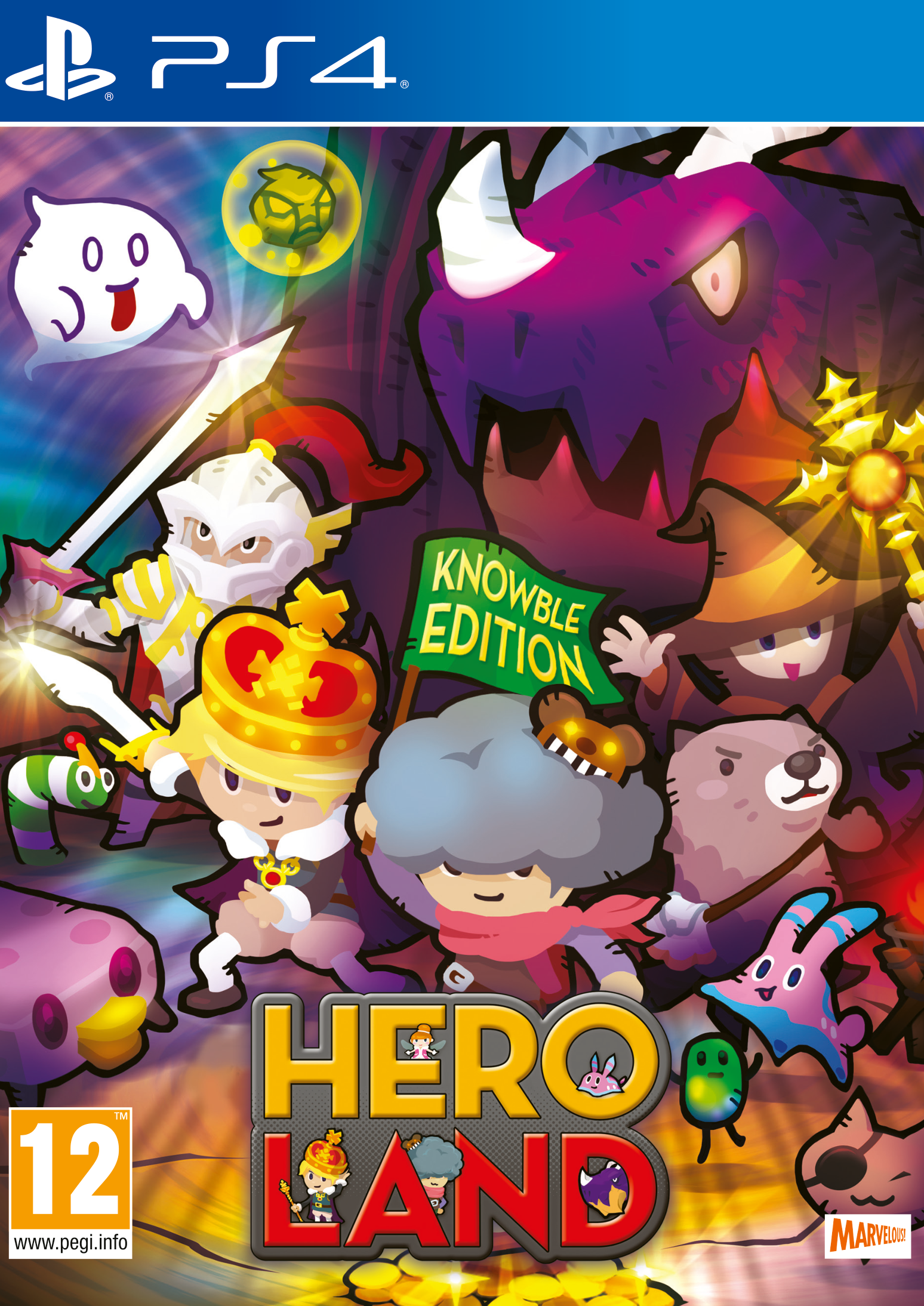 Heroland (Knowble Edition)