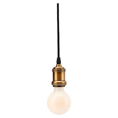 Lyspære LED Hvit