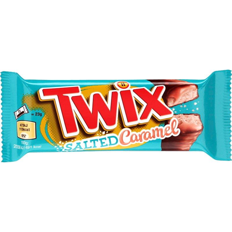 Twix Salted Caramel - 21% rabatt