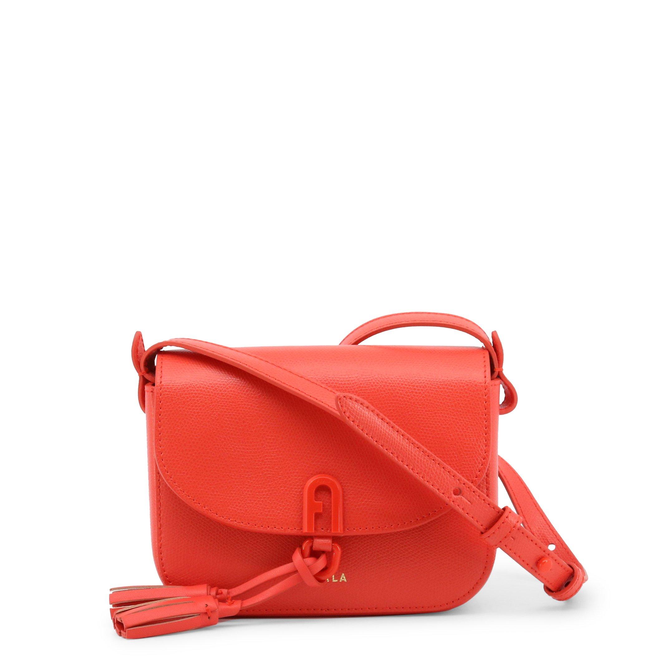 Furla Women's Crossbody Bag Various Colours FURLA-1927_FRANGIA - red NOSIZE