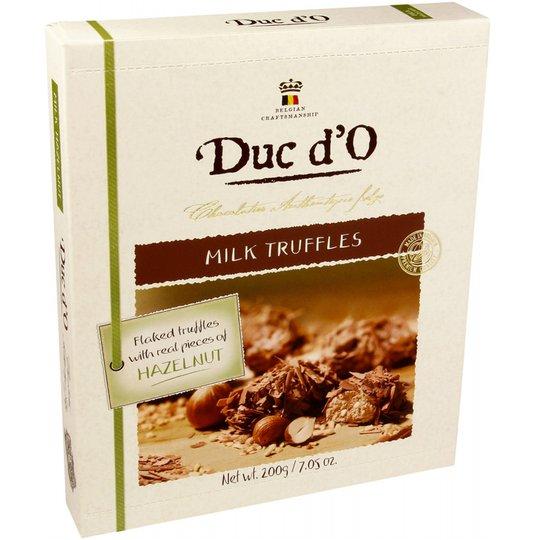 Chokladtryffel Hasselnöt 200g - 34% rabatt